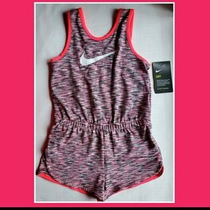 Nike Girls Jumpsuit Romper